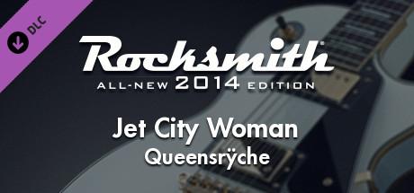 "Rocksmith® 2014 – Queensrÿche - ""Jet City Woman"""