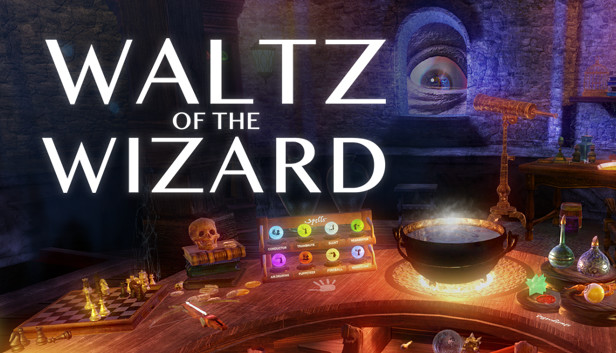d7c3d559f45 Waltz of the Wizard on Steam