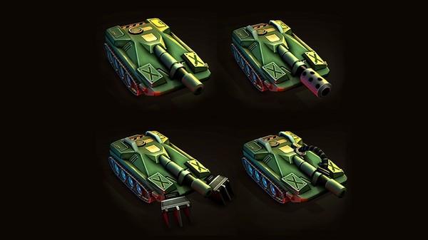 Tank Brawl