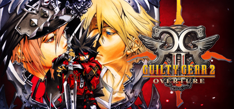 GUILTY GEAR 2 -OVERTURE- title thumbnail