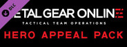 METAL GEAR SOLID V: THE PHANTOM PAIN - MGO Appeal Action Pack 4