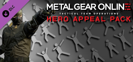 METAL GEAR ONLINE HERO APPEAL PACK