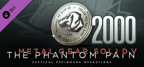 Metal Gear Solid V The Phantom Pain Mb Coin 2000 On Steam