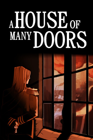 A House of Many Doors poster image on Steam Backlog