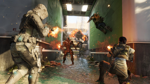 The Call Of Duty Black Ops III Multiplayer Starter Pack Allows You To Experience Ranked Game Mode