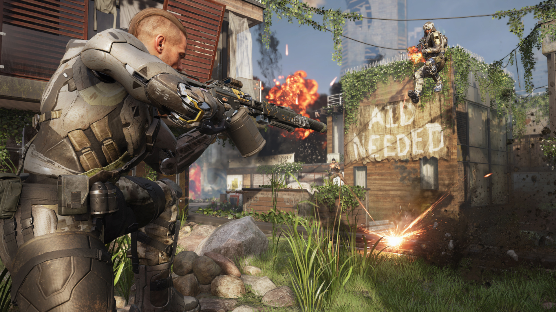 Call Of Duty Black Ops Iii Multiplayer Starter Pack On Steam