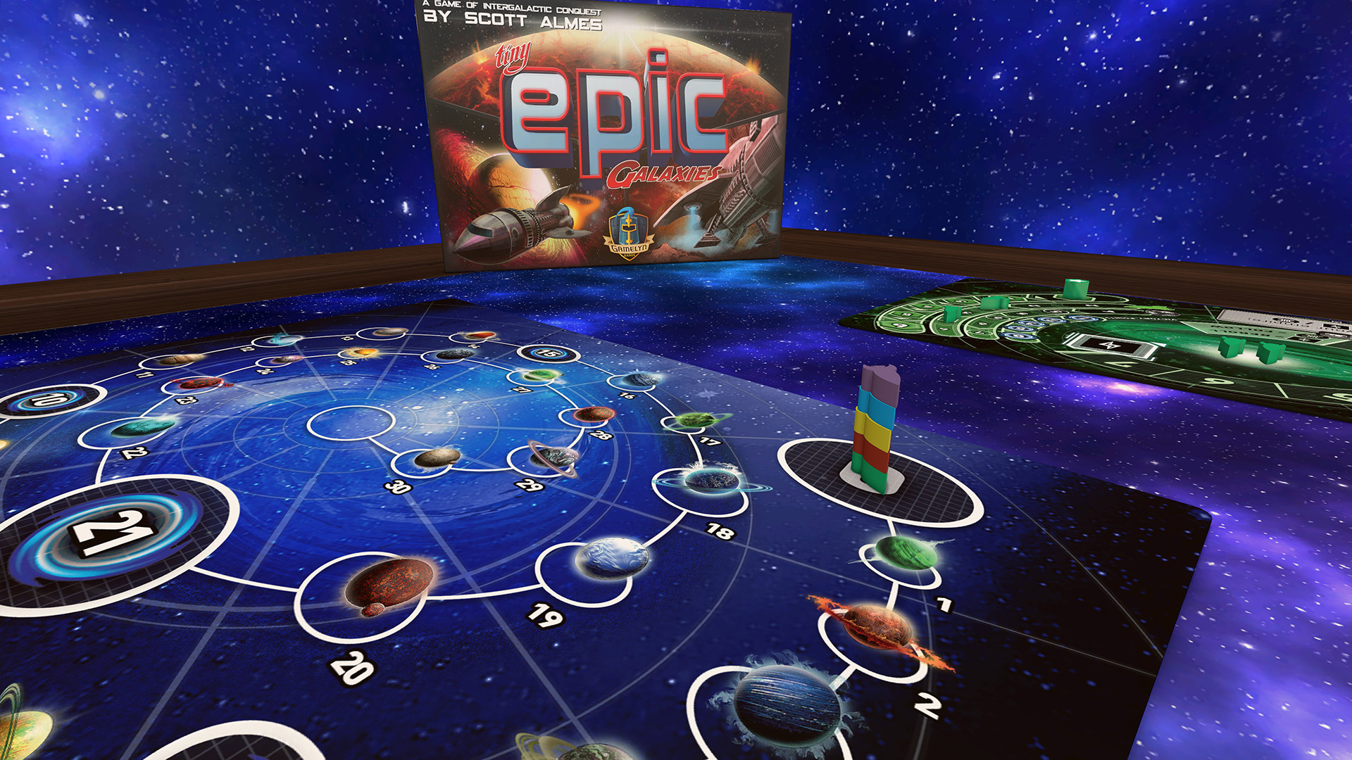 Tabletop Simulator Tiny Epic Galaxies On Steam