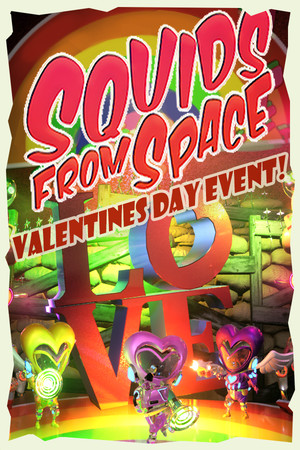 SQUIDS FROM SPACE poster image on Steam Backlog