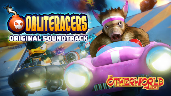 скриншот Obliteracers - Original Soundtrack 0