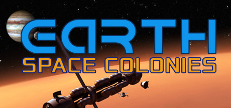 Earth Space Colonies on Steam