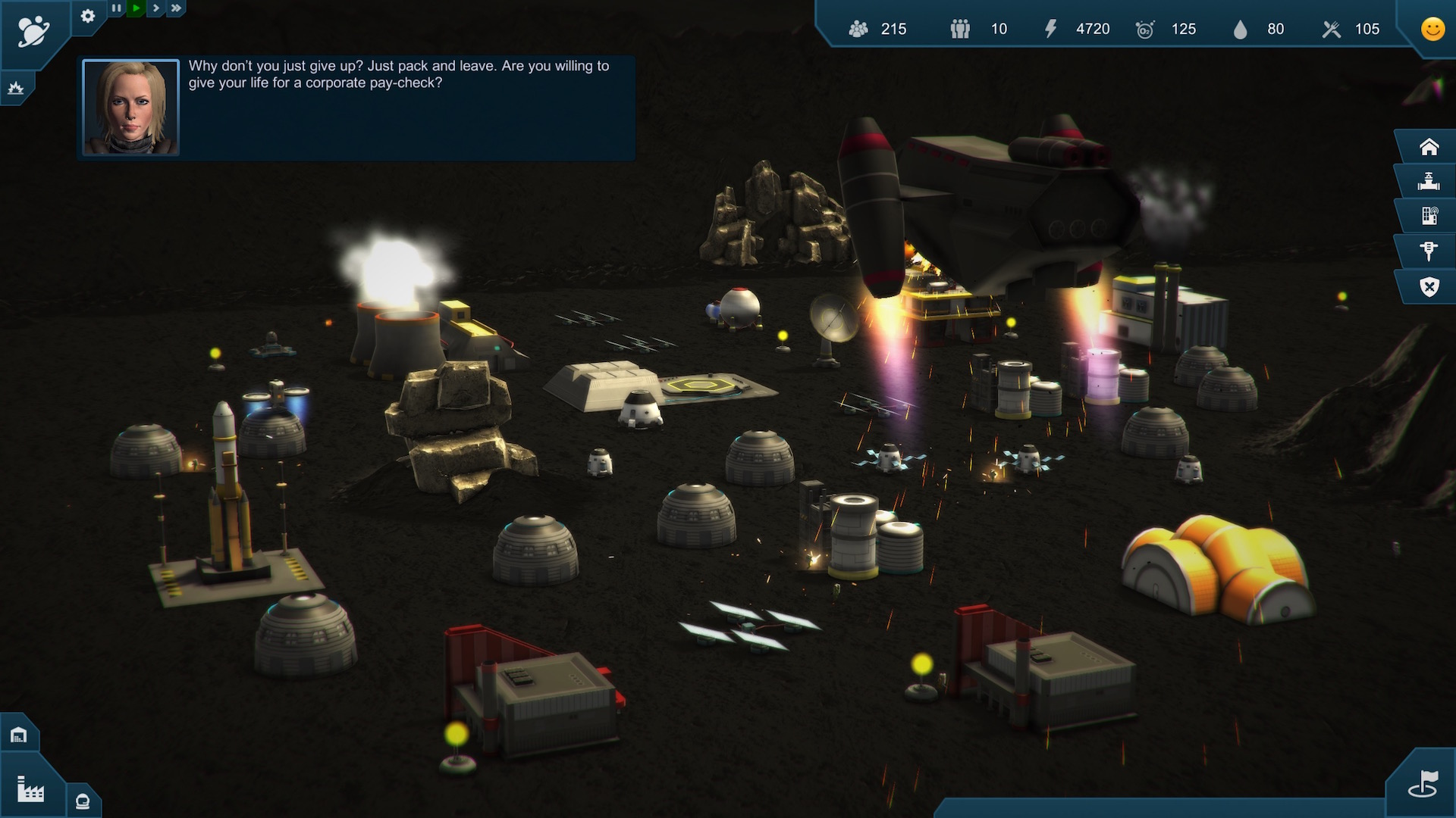 What's On Steam - Earth Space Colonies
