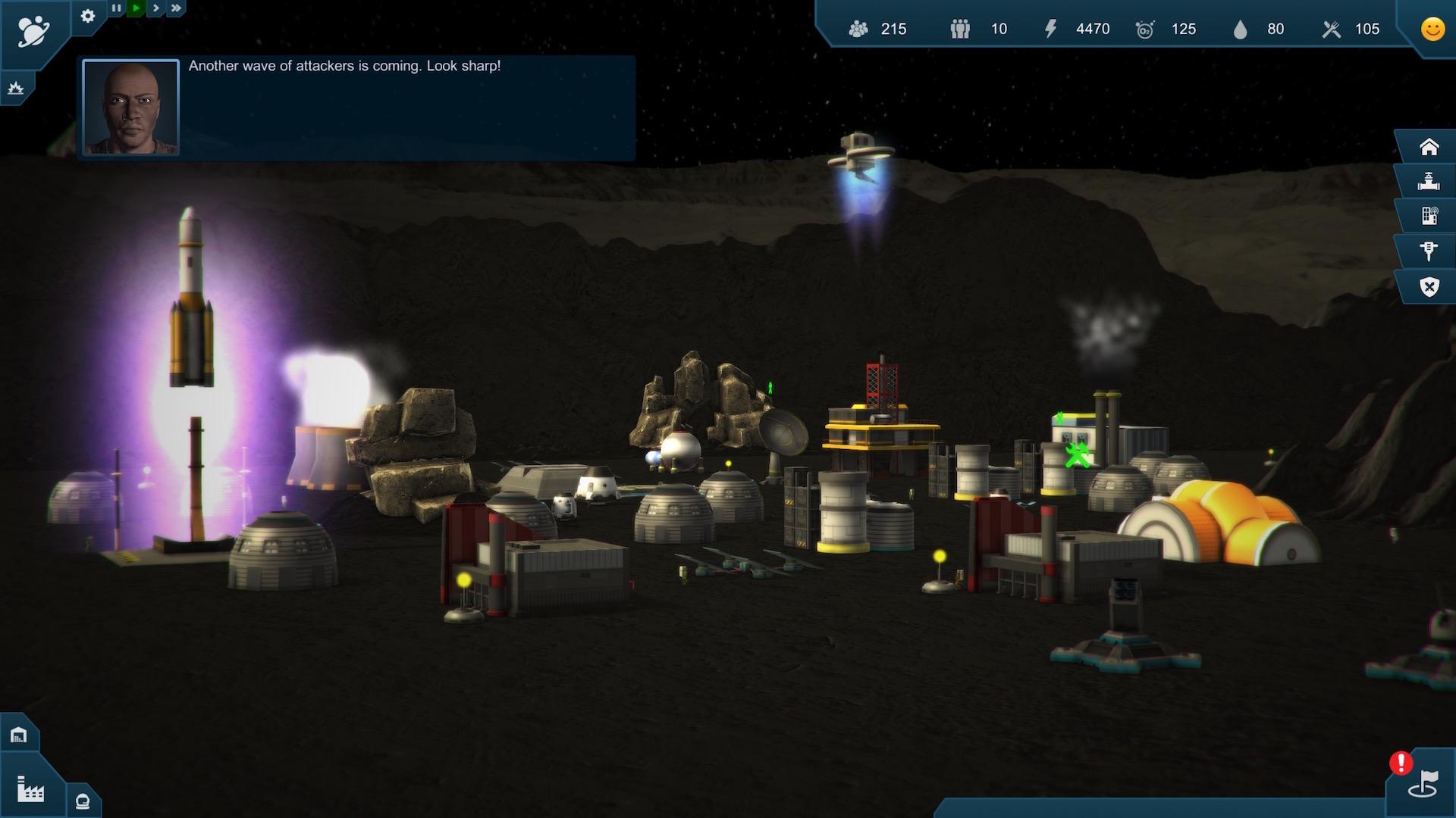 Earth Space Colonies Screenshot 3
