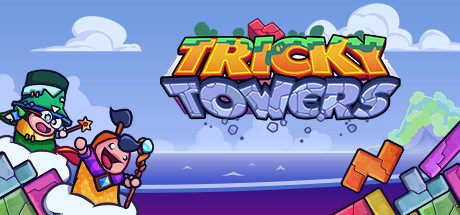 Save 66% on Tricky Towers on Steam