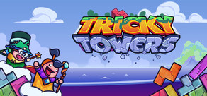 Tricky Towers cover art
