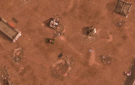 скриншот AI: Rampage 1