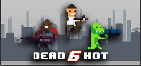 Dead6hot cover art