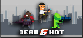 Dead6hot cover art
