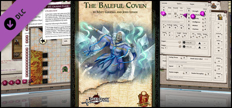 Fantasy Grounds - 5E: The Baleful Coven