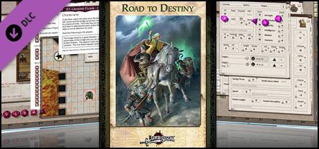Fantasy Grounds - 5E: Road to Destiny
