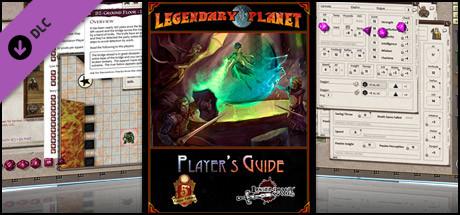 Fantasy Grounds - 5E: Legendary Planet Player's Guide