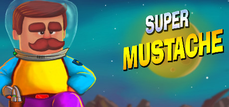 Super Mustache Steam Game