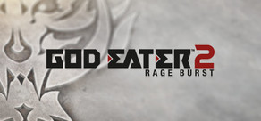 GOD EATER 2 Rage Burst cover art