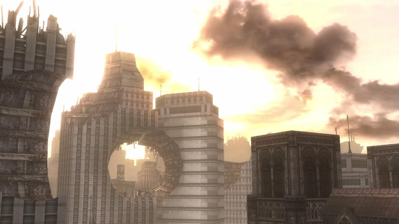 GOD EATER 2 Rage Burst Screenshot 1