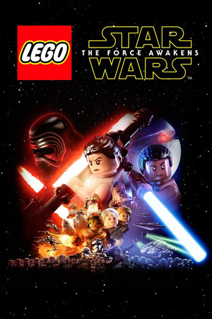 LEGO STAR WARS: The Force Awakens poster image on Steam Backlog