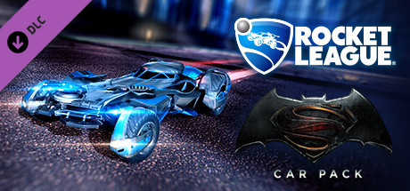 Rocket League® - Batman v Superman: Dawn of Justice Car Pack on Steam