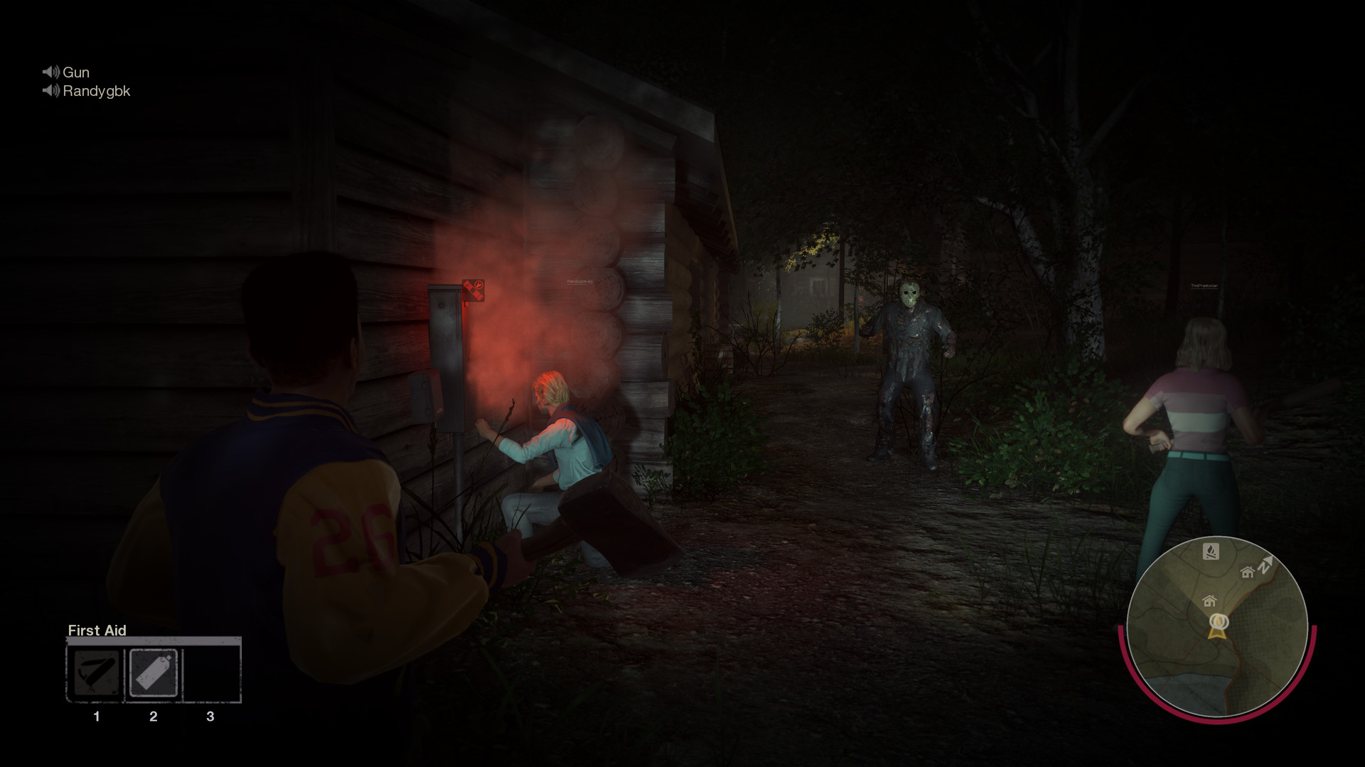 Steam:Friday the 13th: The Game