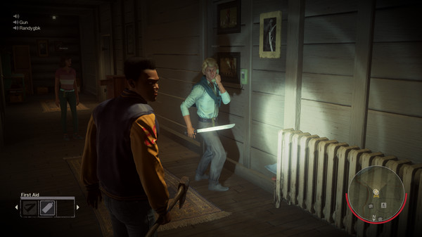Free Download Friday the 13th: The Game full version