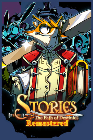 Stories: The Path of Destinies poster image on Steam Backlog