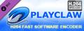 PlayClaw 5 - H.264/AVC Software Encoder-dlc