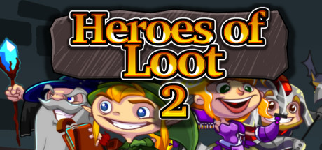 Teaser image for Heroes of Loot 2