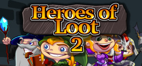 Heroes of Loot 2 cover art
