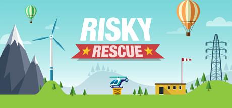 Risky Rescue cover art