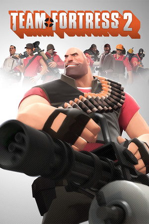 Team Fortress 2 poster image on Steam Backlog