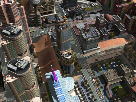 Скриншот из City Life