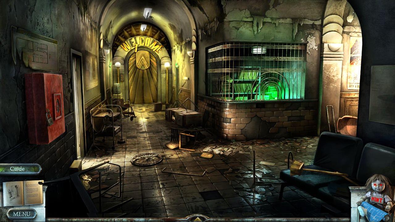 True Fear: Forsaken Souls Screenshot 1