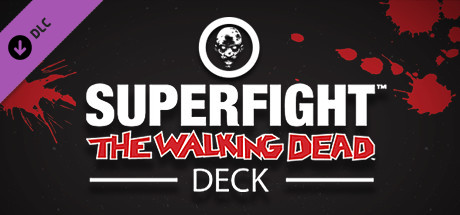 SUPERFIGHT - The Walking Dead Deck