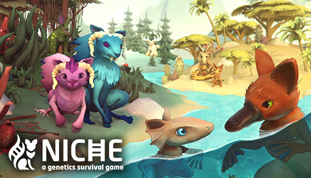 Niche - a genetics survival game on Steam