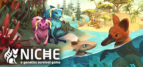 Niche - a genetics survival game