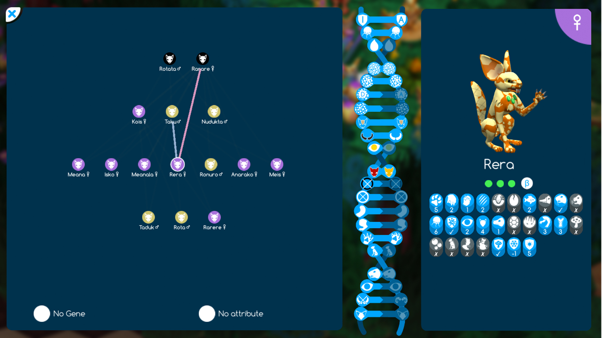Niche - a genetics survival game screenshot 2