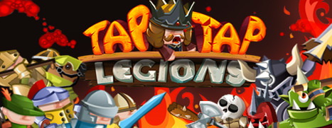Tap Tap Legions - Epic battles within 5 seconds! - 点点联盟