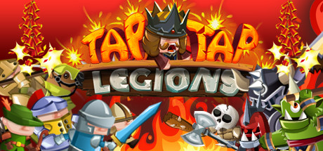 Tap Tap Legions - Epic battles within 5 seconds!