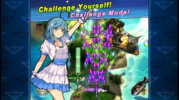 скриншот 1943 Megami Strike 3