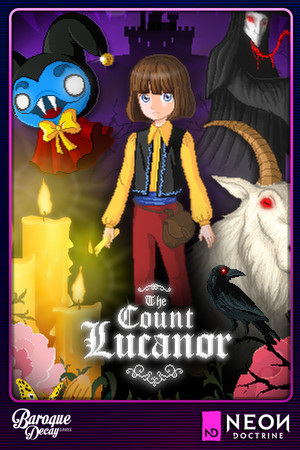 The Count Lucanor poster image on Steam Backlog