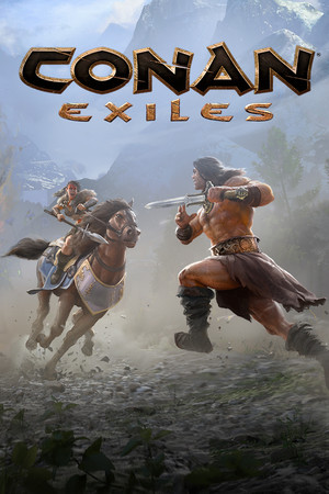 Conan Exiles poster image on Steam Backlog