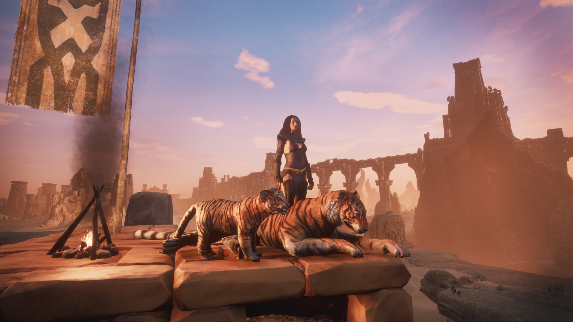 Conan Exiles on PS
