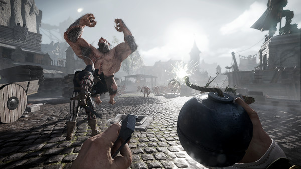 скриншот Warhammer: End Times - Vermintide Last Stand 2
